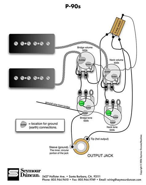 Wiring Diagram Guitar Wiring Diagrams Pinterest