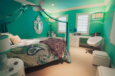 preteen bedrooms pre teen girl s bedroom transitional bedroom orange
