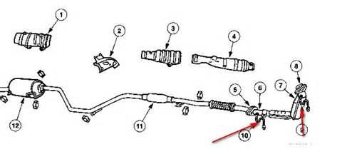 2003 Ford Escape Exhaust System Diagram 2000 Ford Windstar Exhaust Diagram 2000 Free Engine