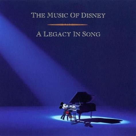 Song Of The Year Also Search For The Of Disney A Legacy In Song Other Animation Related Items