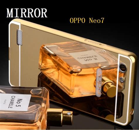 Bumper Miror For A3 2016 Free Tempered Glass oppo r7s neo 7 neo7 metal bumper mi end 4 23 2019 10 15 am