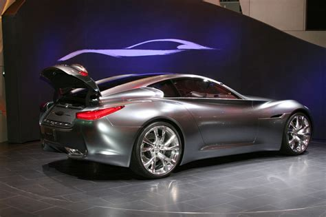 how does a cars engine work 2009 infiniti g37 lane departure warning infiniti essense concept car a day in tha life of