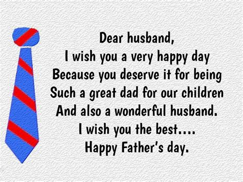 happy fathers day quotes to husband s day quotes from text image quotes