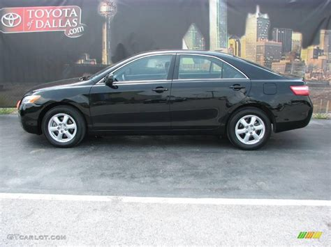 le black 2007 black toyota camry le 9017100 gtcarlot car color galleries