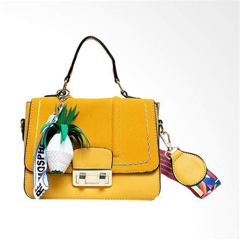 Deal Tahun Baru Tas Baru Tas Selempang Shoulder Bag Import L Mb 6 jual daily deals vivaci pineapple import tas selempang