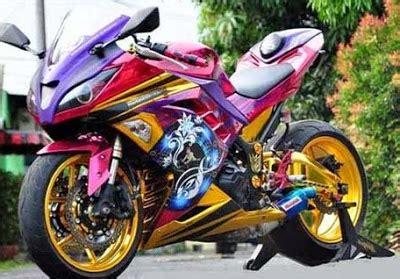 Standar 2 Beat Lama Orisinil Honda Kvy 93 foto gambar modifikasi motor yamaha r15 yang terbaru