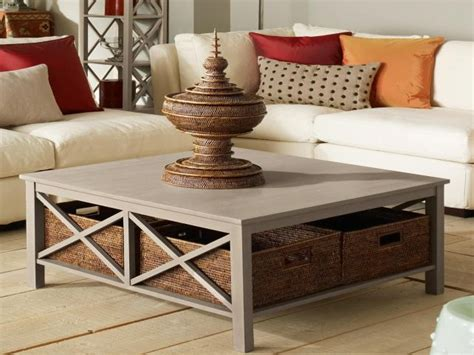 square coffee table with storage drawers 20 awesome coffee table with storage designs