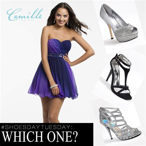 complement your homecoming dress with a fierce pair of
