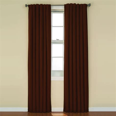 best noise reducing curtains the noise reducing drapes hammacher schlemmer