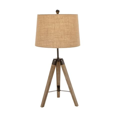 wooden tripod table l woodland imports independent tripod table l l brilliant