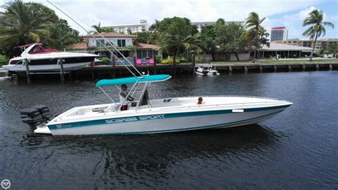 used scarab boats florida center console scarab boats for sale boats