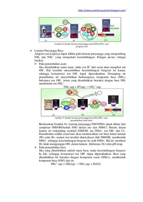 laporan praktikum membuat larutan dengan konsentrasi tertentu laporan praktikum kimia larutan penyangga