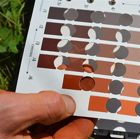 soil color chart munsell book of soil color charts 2009 rev ideedaprodurre