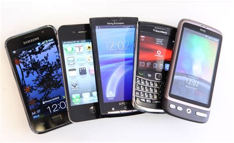 mobile phones in a guide to using mobile phones in