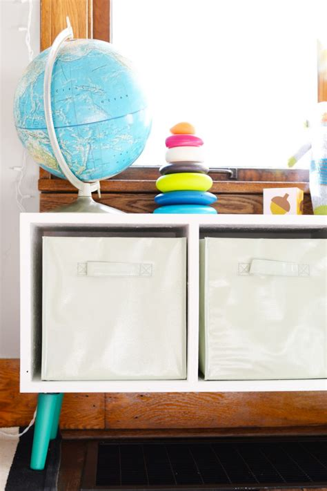 diy toy bench simple and modern diy toy storage bench shelterness