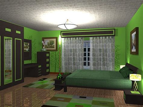 bloombety brown complementary green colors for interior