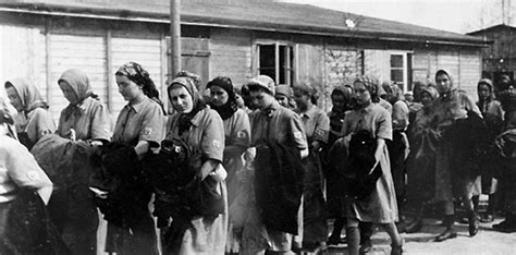 images women in the holocaust