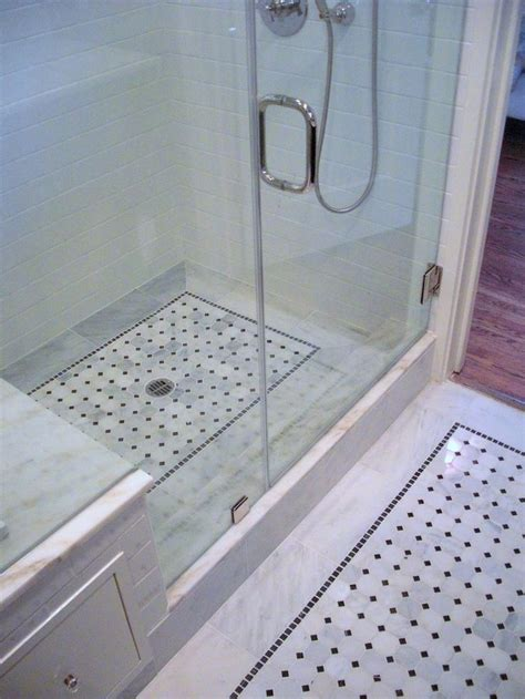 Awesome walk in shower. Beautiful tile work. Complete with