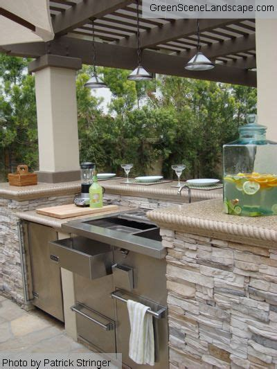 outdoor bbq kitchen islands spice up backyard designs and 34 best backyard bbq islands images on pinterest