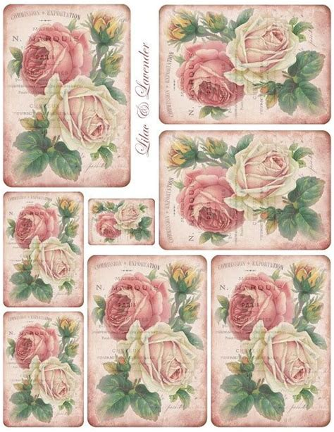 Decoupage Free Printables - free decoupage vintage printables images