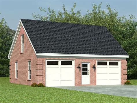 House Plans With Apartment Over Garage two car garage plans 2 car garage loft plan with split