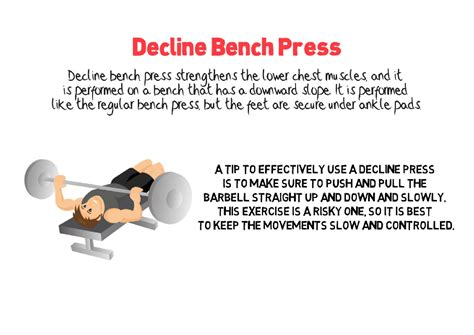 bench press tips super fitness decline bench press exercise tip