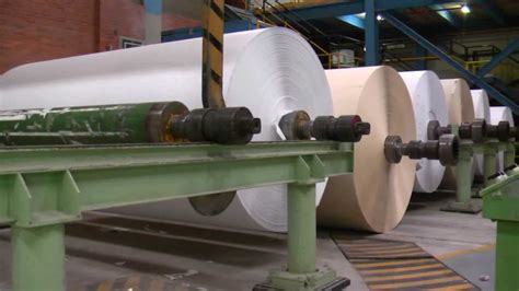 How To Make Paper Industrial Process - caravajal pulp paper production process