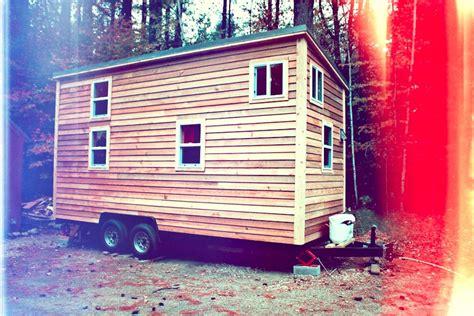tiny house auf rädern containerhaus wohnbu de