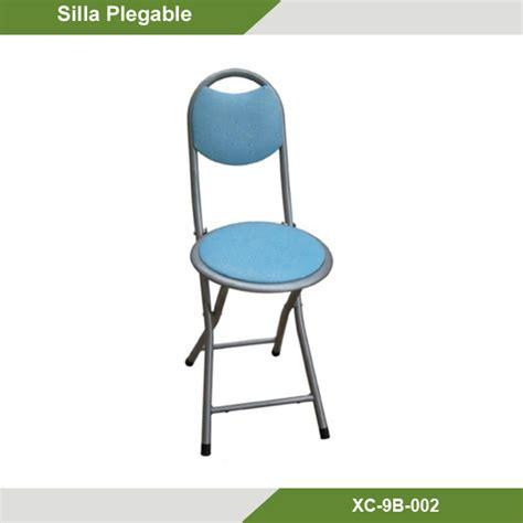 silla plegable azul se puede utilizar  cocina comedor restaurante bar hotel salas de