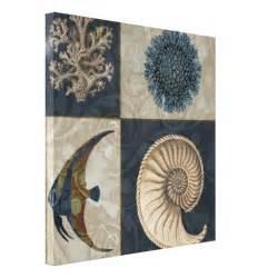 Decorative Wall Decor Sea Coastal Decorative Wall Decor Stretched Canvas