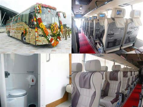 Sleeper Buses From Bangalore To Mangalore by Ksrtc To Operate Luxury Flybus From Manipal To Bengaluru