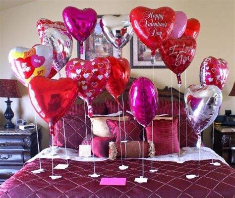 Sweetheart Table Size Birthday Room Decoration Ideas For Girlfriend Image