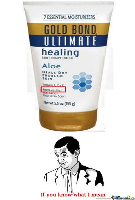 Lotion Meme - penetrates fast lotion by tnajeffhardy13 meme center