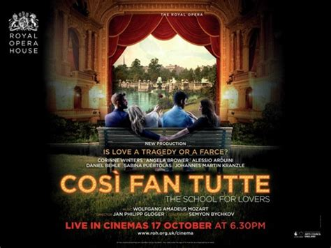 Empire Cinemas Synopsis Roh Cosi Fan Tutte Live
