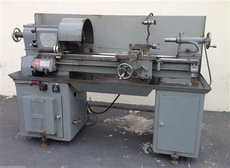 used bench lathes for sale logan 6565 variable speed engine lathe machinestation