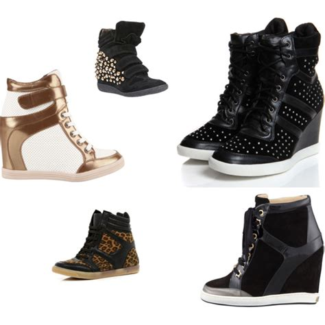 high heel sneakers high heel sneakers polyvore