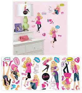 barbie wall stickers sticker outlet pics photos princess trendy home