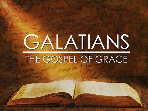 The Book Of Paul scripture breakdown galatians 3 19