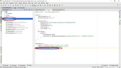 android studio add jar android er add external jar as library in android studio org apache http