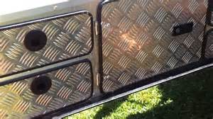how to build a camper trailer kitchen part 1 of 2 mp4 youtube