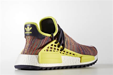 pharrell s new adidas human race nmd sneakers are dropping this fall footwear news