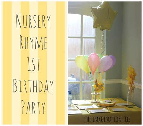 Nursery Rhymes Birthday Theme On 25 Best Ideas About Nursery Rhyme On Storybook Baby Shower Ideas Books