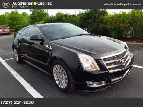 buy used 2011 cadillac cts performance in 9921 us hwy 19 port richey florida united states