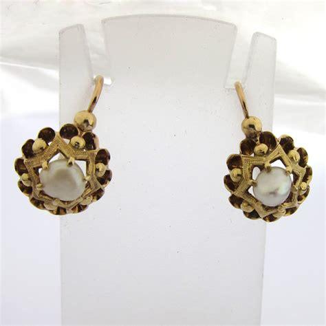achat de bijoux or boucles d oreilles anciennes or