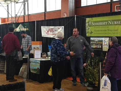 springing forward at bristol county home and garden show