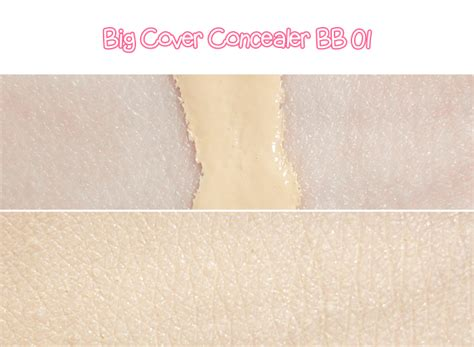 Etude Big Cover Concealer Bb Spf 50pa etude house pink bird box big cover concealer bb