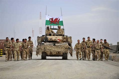 third tour preparing for another tour of duty flames of war welsh cavalry ready for final mission on afghan frontline