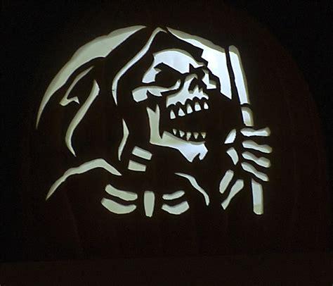 printable grim reaper pumpkin stencils grim reaper pumpkin carving stencils