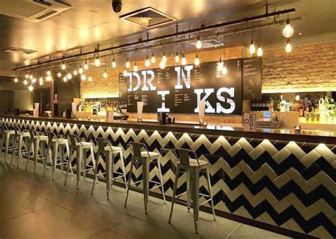 commercial design restaurant bar chairs and design