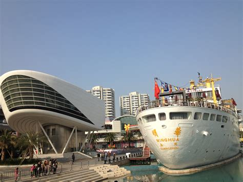 Luxury Power Outlets sea world shenzhen from asia with life